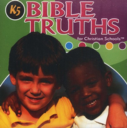 BJU K5 Bible Truths Audio CD (Second Edition, Updated Version)  -