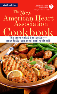 The New American Heart Association Cookbook - eBook  -