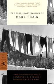 The Best Short Stories of Mark Twain - eBook  -     Edited By: Lawrence Berkove     By: Mark Twain