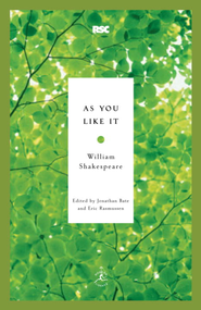 As You Like It - eBook  -     Edited By: Jonathan Bate, Eric Rasmussen     By: William Shakespeare