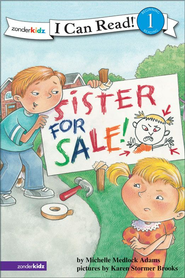 Sister for Sale: Biblical Values - eBook  -     By: Michelle Medlock Adams, Karen Stormer Brooks