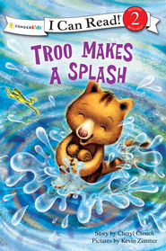 Troo Makes a Splash - eBook  -     By: Cheryl Crouch