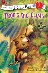 Troo's Big Climb - eBook  -     By: Cheryl Crouch