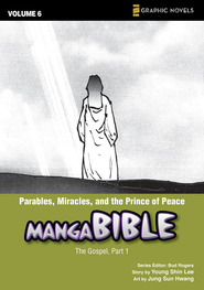 Parables, Miracles, and the Prince of Peace: The Gospel, Part 1 - eBook  -     By: Bud Rogers, Brett Burner