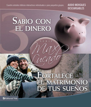 Sabio con el dinero / Fortalece el matrimonio de tus suenos: Two Interactive Studies for Individuals or Small Groups - eBook  -     By: Zondervan