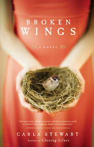 Broken Wings: A Novel - eBook  -     By: Carla Stewart