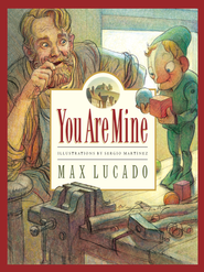 You Are Mine - eBook  -     By: Max Lucado