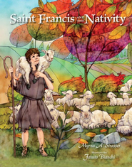 Saint Francis and the Nativity - eBook  -     By: Myrna Strasser