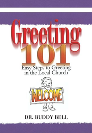 Greeting 101 - eBook  -     By: Dr. Buddy Bell