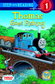 Thomas Goes Fishing (Thomas and Friends) - eBook  -     By: Rev. W. Awdry     Illustrated By: Richard Courtney