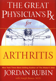 The Great Physician's Rx for Arthritis - eBook  -     By: Jordan Rubin, Joseph Brasco