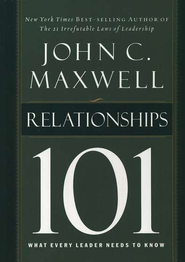 Relationships 101 - eBook  -     By: John C. Maxwell