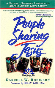 People Sharing Jesus: A Natural, Sensitive Approach to Helping Others Know Christ - eBook  -     By: Darrell W Robinson