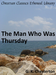 Man Who Was Thursday - eBook  -     By: G.K. Chesterton