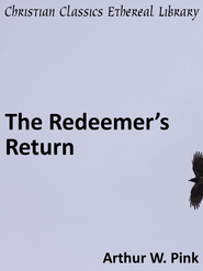 Redeemera s Return - eBook  -     By: A.W. Pink