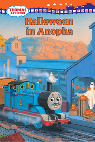Thomas and Friends: Halloween in Anopha (Thomas and Friends) - eBook  -     By: Rev. W. Awdry     Illustrated By: Richard Courtney
