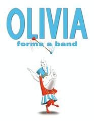 Olivia Forms a Band: with audio recording - eBook  -     Narrated By: Dame Edna     By: Ian Falconer     Illustrated By: Ian Falconer