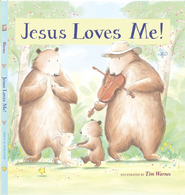 Jesus Loves Me! - eBook  -     By: Illustrated by Tim Warnes     Illustrated By: Tim Warnes