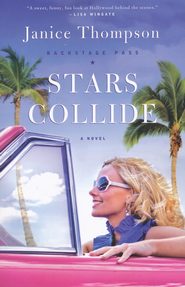 Stars Collide: A Novel - eBook  -     By: Janice Thompson