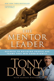 The Mentor Leader - eBook  -     By: Tony Dungy, Nathan Whitaker