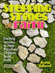 Stepping Stones of Faith - eBook  -     By: Anita Edlund