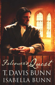 Falconer's Quest / Large type / large print - eBook  -     By: T. Davis Bunn, Isabella Bunn