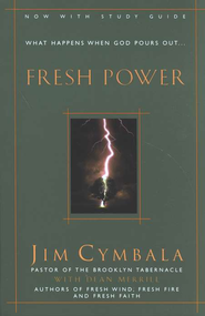 Fresh Power - eBook  -     By: Jim Cymbala