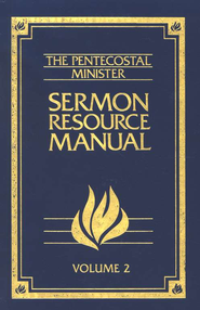 The Pentecostal Minister's Sermon Resource Manual,  Volume 2  -     By: Floyd D. Carey