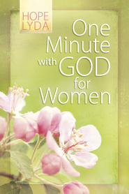 One Minute with God for Women Gift Edition - eBook  -     By: Hope Lyda