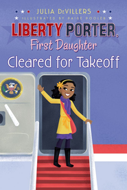 Cleared for Takeoff - eBook  -     By: Julia DeVillers     Illustrated By: Paige Pooler