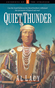 Quiet Thunder - eBook  -     By: Al Lacy