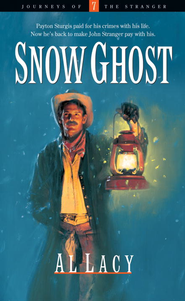 Snow Ghost - eBook  -     By: Al Lacy
