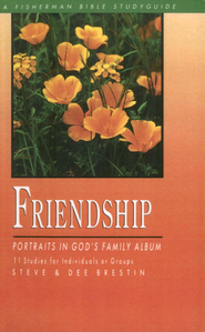 Friendship: Portraits in God's Family Album - eBook  -     By: Dee Brestin