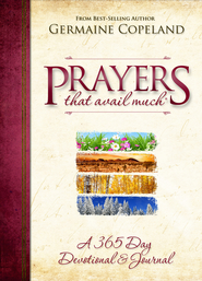 Prayers That Avail Devotional - eBook  -     By: Germaine Copeland