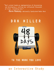48 Days to the Work You Love: An Interactive Study - eBook  -     By: Dan Miller