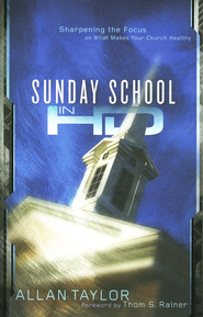 Sunday School in HD - eBook  -     By: Allan Taylor