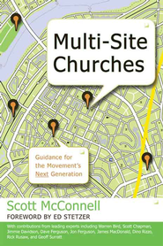 Multi-Site Churches - eBook  -     By: Scott McConnell