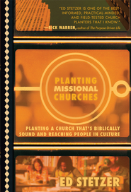 Planting Missional Churches - eBook  -     By: Ed Stetzer