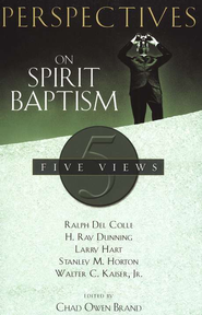 Perspectives on Spirit Baptism - eBook  -     Edited By: Chad Owen Brand, R. Stanton Norman     By: Edited by Chad Owen Brand