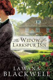 Widow of Larkspur Inn, The - eBook  -     By: Lawana Blackwell