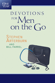 The One Year Book of Devotions for Men on the Go - eBook  -     By: Stephen Arterburn