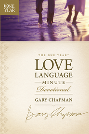 The One Year Love Language Minute Devotional - eBook  -     By: Gary Chapman