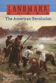 The American Revolution - eBook  -     By: Bruce Bliven Jr.