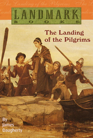 The Landing of the Pilgrims - eBook  -     By: James Daugherty