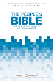 The People's Bible, NIV: Your Visual Guide to the Bible's Most-Searched Verses - eBook  -
