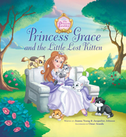 Princess Grace and the Little Lost Kitten - eBook  -     By: Emilie Barnes, Michal Sparks