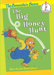 The Big Honey Hunt - eBook  -     By: Stan Berenstain, Jan Berenstain
