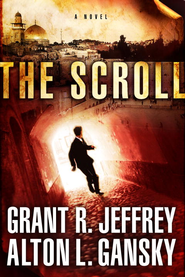 The Scroll: A Novel - eBook  -     By: Grant R. Jeffrey, Alton L. Gansky