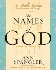 The Names of God - eBook  -     By: Ann Spangler