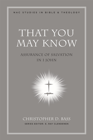 That You May Know - eBook  -     By: Christopher David Bass